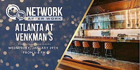 Network After Work Atlanta at Venkman's tickets