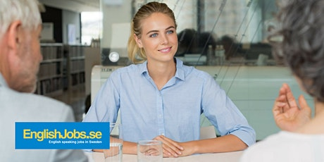 Jobs in Sweden for internationals - Your CV, job search and interviews in Tech, Marketing, Media, Retail, Travel, Hospitality biljetter