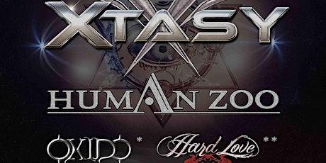 XTASY - URBAN ROCK CONCEPT entradas