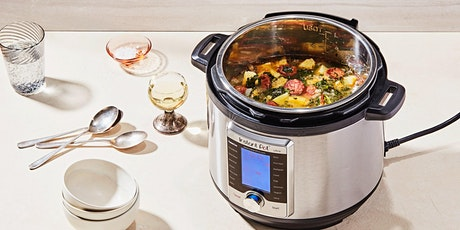 Vegan Instant Pot Cooking Class tickets
