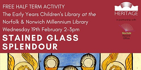 Heritage Holiday Fun: Stained Glass Splendour tickets