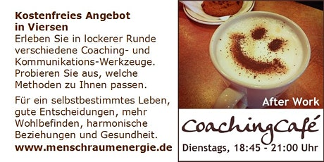 Coaching Café in Viersen Tickets