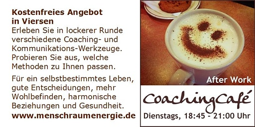 Coaching Café in Viersen