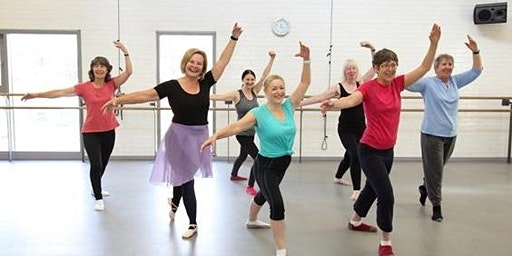 Beginners Adult Ballet at The Grove