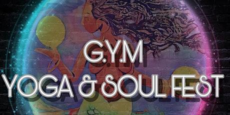 G.Y.M YOGA & SOUL FEST 2020 tickets