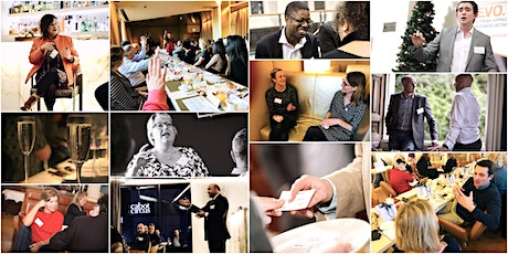EVO Business Networking: Genesis Group's January Evening Meal tickets