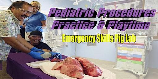 Pediatric Procedures, Practice & Playtime Pig Lab/Sick Kids Plus - Frankfort, IL