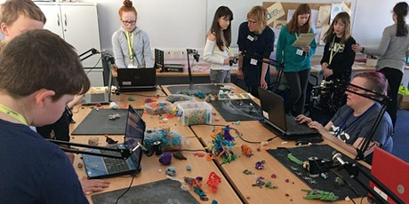 Create a Stop Motion Animation with @SquarePeg tickets