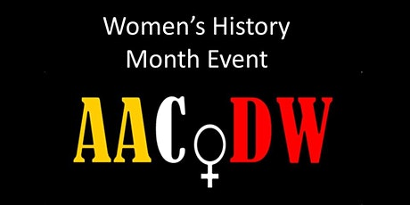 Women's History Month Event - 2020 Votes For Women! tickets