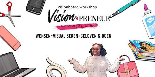 Vision-preneur: Visionboard workshop