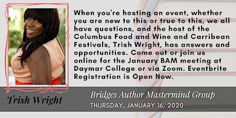 Bridges Author Mastermind Group tickets
