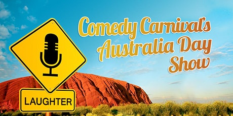 Australia Day Comedy at Bush Hall tickets