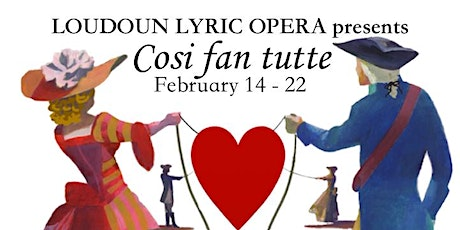 COSI FAN TUTTE - Fri., February 21 tickets
