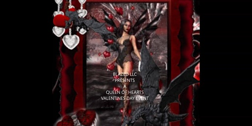 Blazed Queen of Hearts Valentines Day Infused Dinner