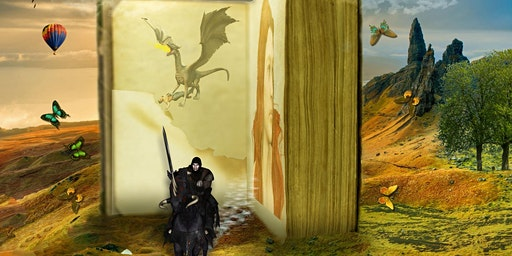 Creating Fantasy Worlds: Author Panel. Tamworth LitFest 2020