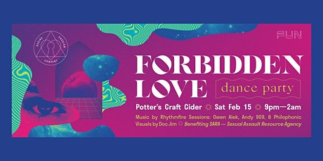 Forbidden Love tickets