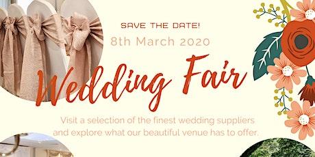 Bicester Hotel's Wedding Fair tickets