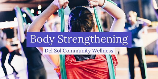 Body Strengthening- Body Pump Style