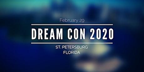 DreamCon 2020 tickets
