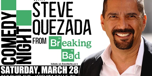 Steve Quezada Stand Up Comedy