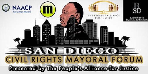 The San Diego Civil Rights Mayoral Debate