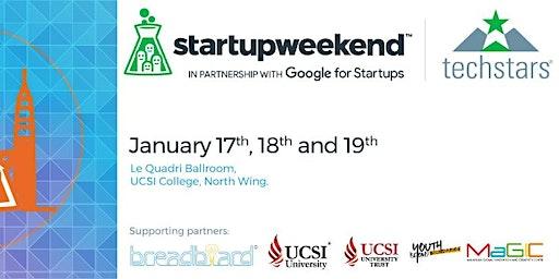 Techstars Startup Weekend @ UCSI