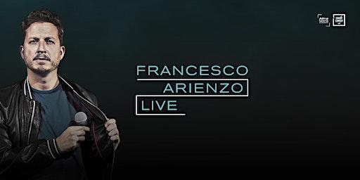 FRANCESCO ARIENZO LIVE