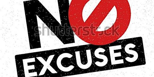 NO EXCUSES CRUISE