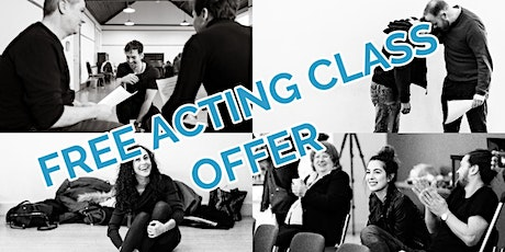 Free Acting Class - Romford tickets