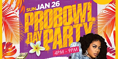 ORLANDO PRO BOWL DAY PARTY tickets