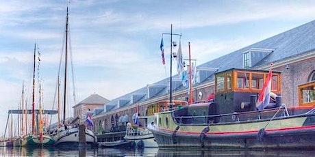 Erfgoed transformeren in Den Helder tickets