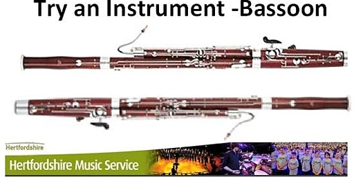 Try an Instrument- Bassoon