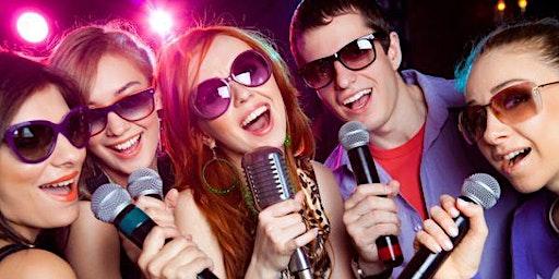 Karaoke with Louie Louie