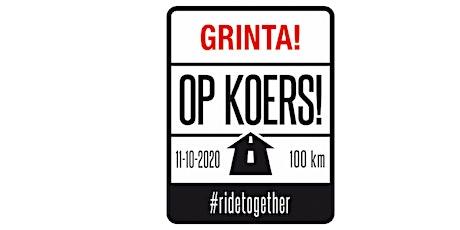 Grinta Op Koers! 2020 tickets