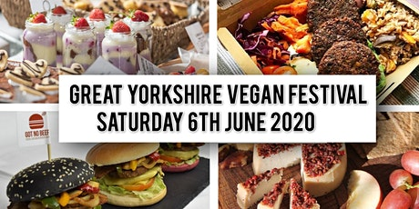Great Yorkshire Vegan Festival tickets