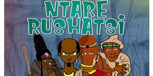 Ntare Rushatsi: The Lion and The Sheep