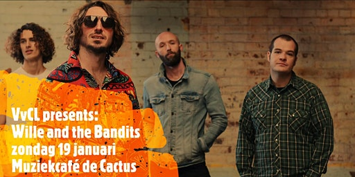 Wille and the bandits, live @decactus in Hengelo