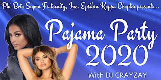 EK Pajama Party 2020