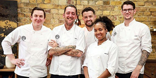MasterChef: The Professionals Collaboration @ The Frog Hoxton.