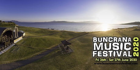 Buncrana Music Festival 2020 tickets