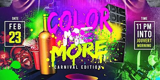 Color Me More : Carnival Edition