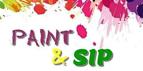 Parent's Sip and Paint hosted by Next Level Studio!