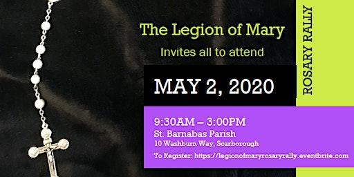 Legion of Mary Rosary Rally