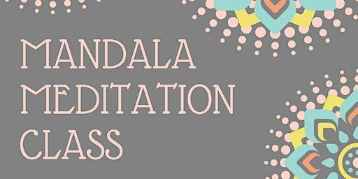 Guided Mandala Meditation Class
