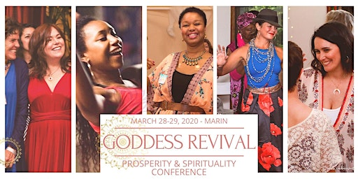 LIVE - Prosperity & Spirituality Conference - GODDESS REVIVAL Women's Weekend