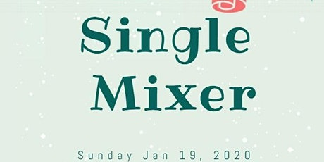 Single Mixer by Muslim Mingle Age Group : 30-40 tickets