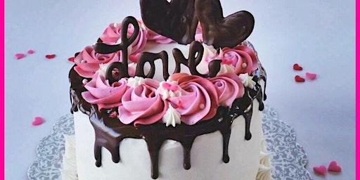 B. Mine at B.Kind Cafe (Cake Decorating Class)