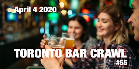 Toronto Bar Crawl #55 tickets