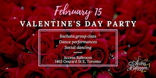 Valentine's Day Party 2020 at Access Ballroom - Toronto