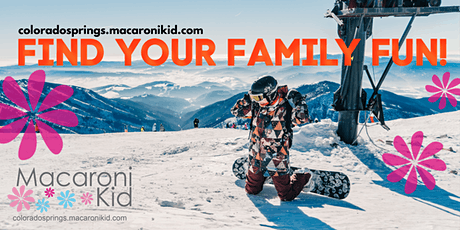 Find Your Family Fun in Colorado Springs! tickets